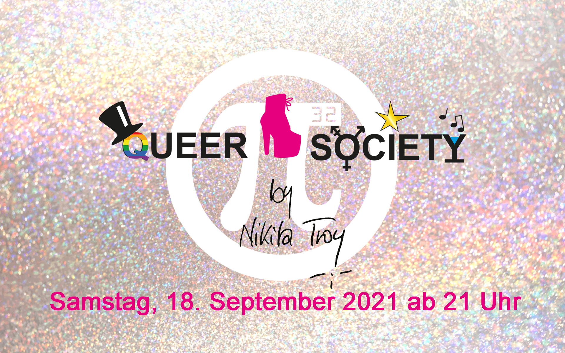 """""""Queer Society"""" by Nikita Troy"""