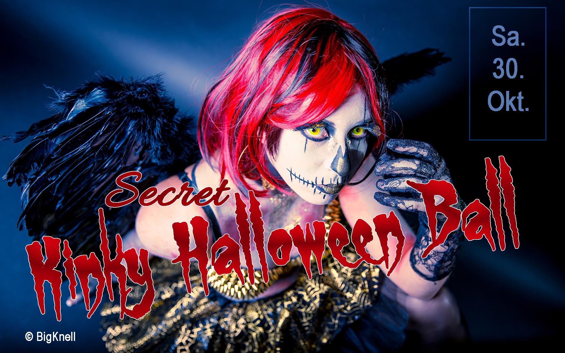 Kinky Halloween Ball